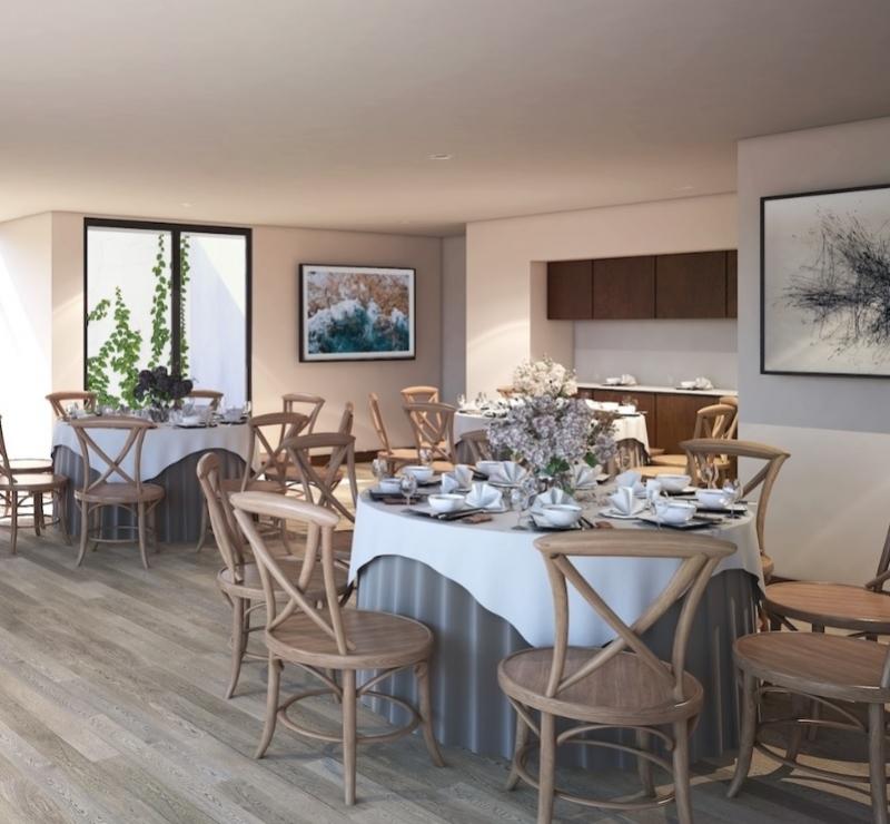 hermosos salones de apartamentos APARTAMENTO EN RENTA ZONA 15 EDIFICIO ANNIA VISTA HERMOSA II