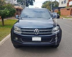 VW AMAROK, MECÁNICO, 2.0 TDI, MODELO 2013, DE AGENCIA.