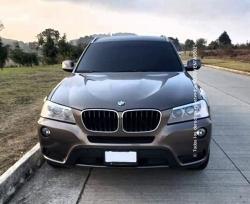 BMW X3 2.0L TDI, DE AGENCIA, MODELO 2012.