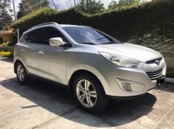 $11,250 VENDO DE AGENCIA Hyundai tucson 2012 4X4.  Mecánica turbodisel