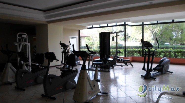 Alquilo Apartamento en Zona 10 AMUEBLADO, Milenia